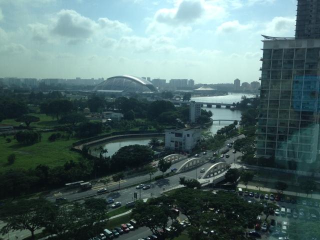 Morning 1 - Singapore