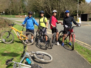"""Tour gide for the day"" - Out with my dear friend Abdul and his ""boys"" a couple of weekends ago. A really great ride with a fantastic family!"