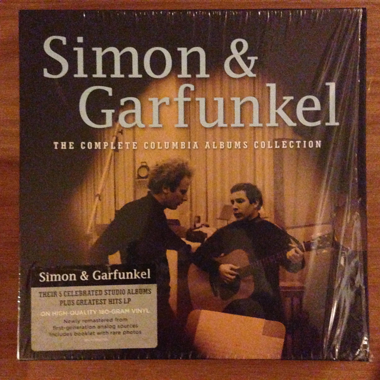 Simon And Garfunkel The Complete Columbia Album